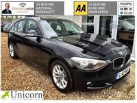 2012 BMW 1 Series 2.0 116d SE Start/stop 5dr 12 MONTHS NATIONAL WARRANTY
