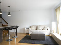Superbe condo meublé dans Rosemont
