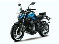 WK Bikes CF MOTO 400NK ABS BRAND NEW MODEL - From Riders 01283 558282
