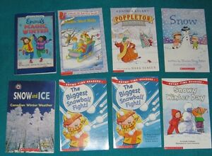 8 Snow Books for the Primary Reader
