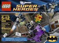 Lego 6858 DC Super Heroes catwoman catcycle city chase