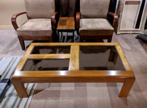 Gorgeous large coffee table for sale