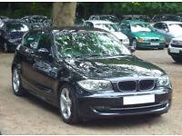 BMW 120 2.0TD 2007MY d SE 7