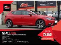 2015 Seat Leon 1.6 TDI SE (Tech Pack) (s/s) 5dr