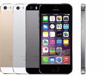APPLE IPHONE 5 UNLOCKED GRADE A 16GB WARRANTY & RECEIPT