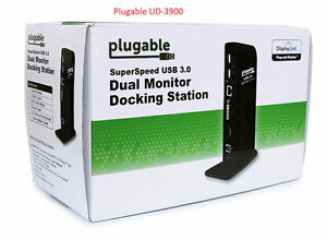 Dual Monitor Link Pluggable UD-3900
