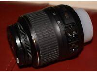 Nikon lens 18-55 mm Faulty spares or repair
