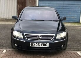 2006 Volkswagen Phaeton 3.0 TDI V6 4MOTION Automatic @07445775115 Spear OR Repair Car start & Drive
