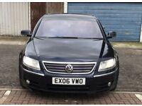 2006 Volkswagen Phaeton 3.0 TDI V6 4MOTION 4dr Automatic @07445775115 Spear OR Repair Car start only