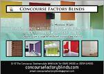 Concourse Factory Blinds Ltd