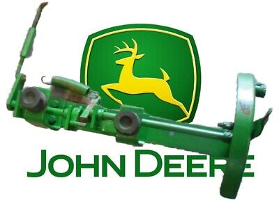 850 John Deere Hitch Control Assembly