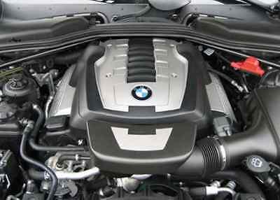 BMW E65 E66 E67 750i 750 I V8 Motor 367 PS Moteur N62B48B Engine Motore