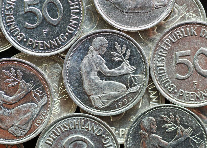 Darauf sollten Sie beim Kauf von 50 Pfennig Münzen der Bank Deutscher Länder achten