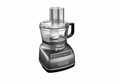 KitchenAid KFP0722QG ExactSlice 7-Cup Food Processor Liquid Graphite