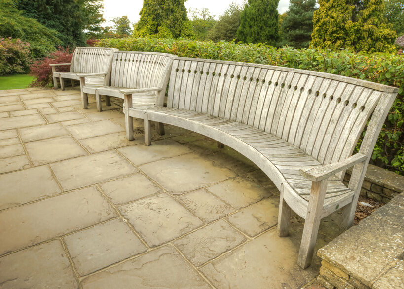 How To Make A Curved Bench