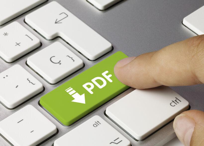 PDF-Converter - wofür benötigt man sie?