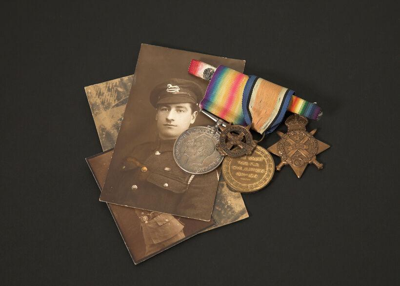 Your Guide to British Military WW1 Memorabilia