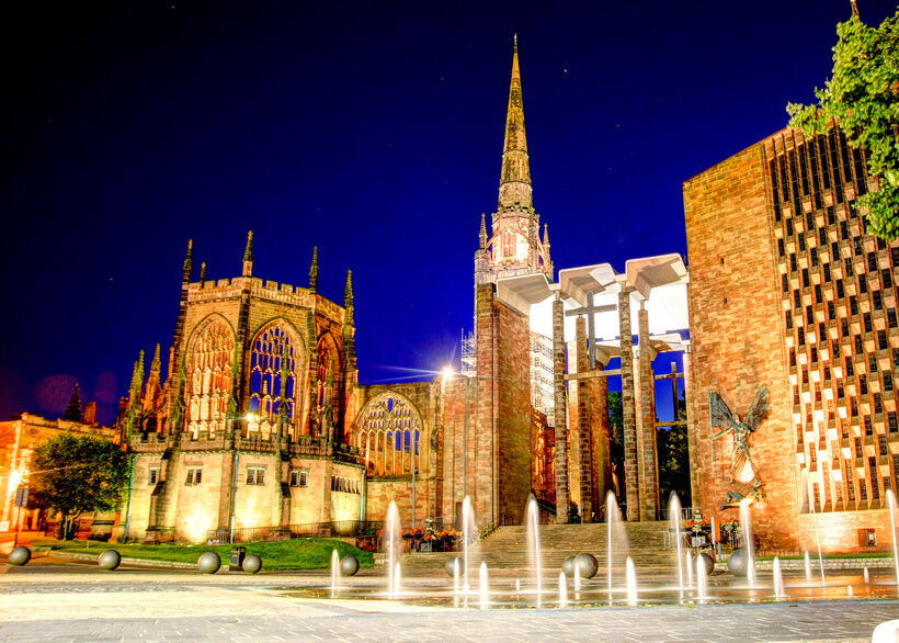 Your Guide to Historic Coventry Collectibles
