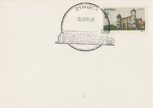 Poland postmark ZYWIEC - <span itemprop=availableAtOrFrom>Bystra Slaska, Polska</span> - Poland postmark ZYWIEC - Bystra Slaska, Polska