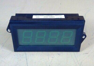 Jewell 1802111 - Kndmo-952 Digital Volt Meter 0-2 Vdc Grn Led 83f8114  2d