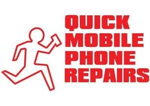 Repair while you wait: iPhone screen repair & Samsung phone Repair / BlackBerry repair from Toronto Repair Specialist.