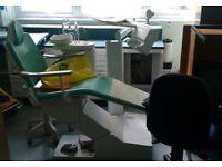 Kavo Systematica 1060 Dentist Treatment Chair - Good Working Condition - URGENT