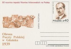 Poland Prepaid Postcard (Cp 1008) - WW II - <span itemprop='availableAtOrFrom'>Bystra Slaska, Polska</span> - Poland Prepaid Postcard (Cp 1008) - WW II - Bystra Slaska, Polska