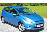 FIESTA ZETEC - LOW MILES - ♦️️FINANCE ARRANGED ♦️️PX WELCOME ♦️️CARDS ACCEPTED
