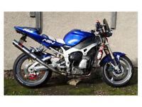 Yamaha YZF R1 Streetfighter Fortunes spent. Swap px Custom or Cruiser Harley etc