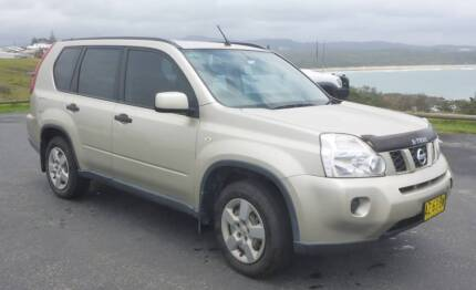 NISSAN X-TRAIL ST 4x4 Manual 2.5L ULP 2008: 1 Owner with Log Book Woolgoolga Coffs Harbour Area Preview