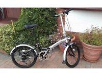 Apollo Transition Folding Bike