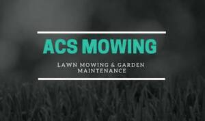 Affordable lawn mowing