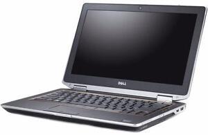 "Dell Latitude E6430U 14"" Laptop i7-3667U 2.0GHz 4GB RAM 128GB SSDR HD Win7Pro Webcam DVD"