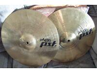 Paiste PST Hi Hat Cymbals
