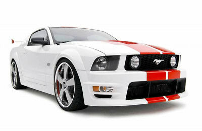 2009 Mustang Boy Racer - 05-09 Ford Mustang 3dCarbon Boy Racer 10pc Ground Effects Kit Unpainted 691011