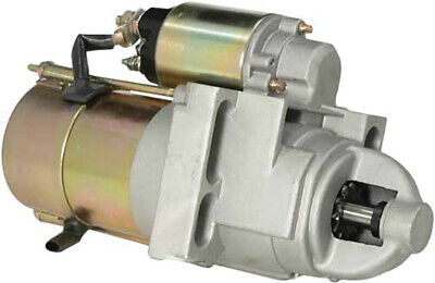 New Starter for 8.1L(496) V8 Cheverolet AVALANCHE 2500 02 2002 SR8552X, 10465167