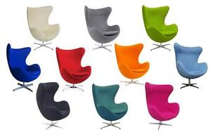 Retro Egg Chairs