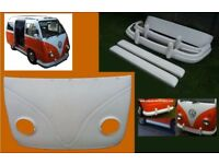 SET OF MOULDS FOR SALE Subaru Sambar (Samber / Domingo / Libero / minivan) VW Bodykit Moulds