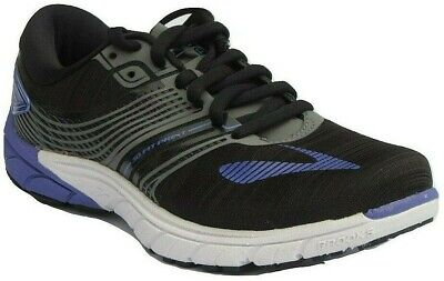 Womens Ladies Girls Black Brooks Cadence Running Jogging Jog Run Trainers Shoes