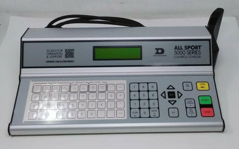 Daktronics All Sport 5000 Scoreboard Controller 5010R6