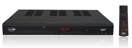 PrimeDTV PHD-VRX2, HD1080p Dual Tuner Digital TV Recorder, Receiver & Media Box!