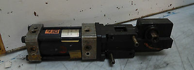 Norgren Pneumatic Cylinder G & L Single Ended Wer Clamp, SC51A090RS12, WARRANTY