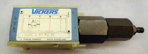 Vickers Pressure Relief Valve DGNC3PT FW31