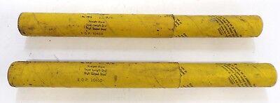 Morse Cutting Tools Drill Bit 10610 1516hss Taper Length Lot Of 2