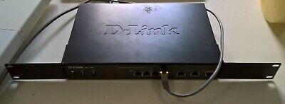 D-Link DWC-1000 Gigabit Unified Wireless Controller with rackmounts inc. VAT
