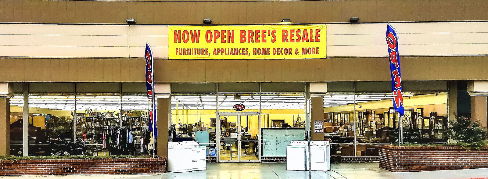 BREES RESALE