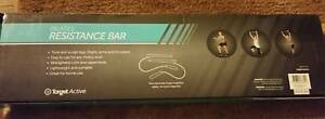 NEW Pilates Resistance Bar for $5