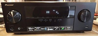 Pioneer VSX-329 5.1-channel AV Receiver with Dolby TrueHD, DTS-HD HDMI 4K - Read