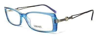 NEW VERSACE Glasses Frames Mod. 3010 (194) Blue 52mm