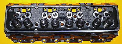 NEW EQ GM CHEVY CAPRICE MARINE 350 5.7 CAST 083 191 193 217 810 CYLINDER HEAD  Stainless Steel Cylinder Head